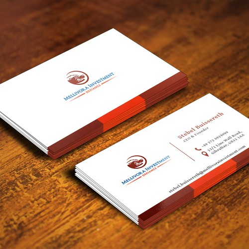 Ceo business card business card contest runner up design by designer jnsh colourmoves