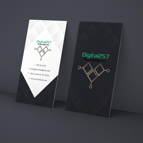 Runner-up design by Vladika_D