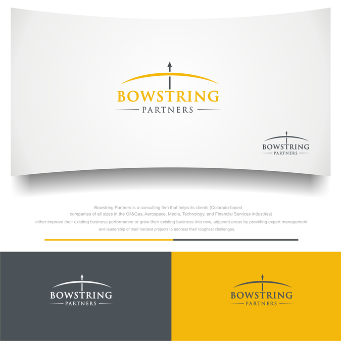 We're consultants that need consulting   on a new logo  | Logo