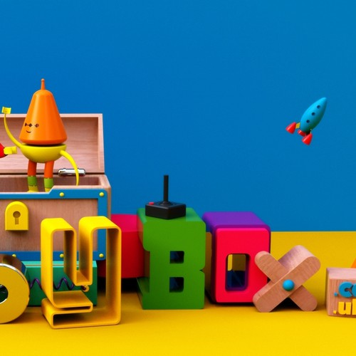 Looking for a stunning, illustrated header design for toy website. Ontwerp door EFL