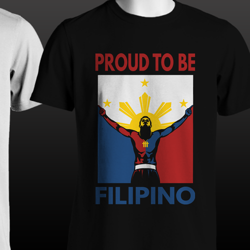 Philippines modern t shirt hoodie design for kids and for Philippines t shirt design