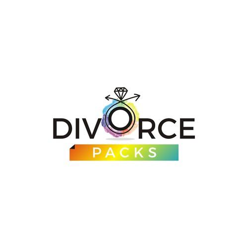 Divorce Logo  - UPDATED BRIEF, Ideally hand/computer drawn / Original Logo - Blind Filter Enabled Ontwerp door Wiell