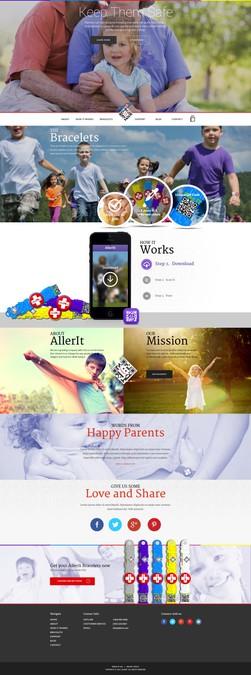 Winning design by Webnomica