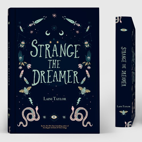Community contest   Design a kick-ass book cover for a 2017 bestseller using Adobe Stock! 🏆 Design by Moonbug Studios