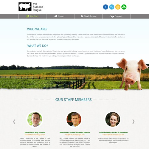 Design finalisti di Anahita