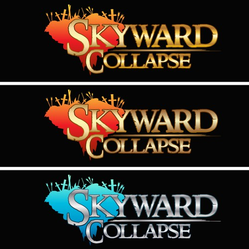 *** Logo for Skyward Collapse PC Game*** Design by JakeSparrow