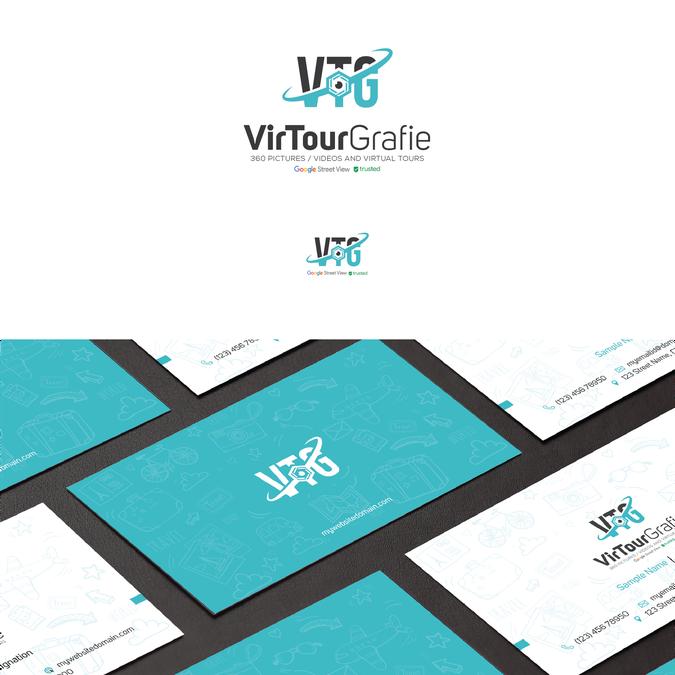 Design vencedor por vrdesignerz