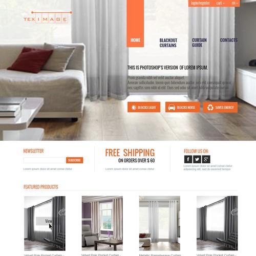 Runner-up design by EmotionDrive
