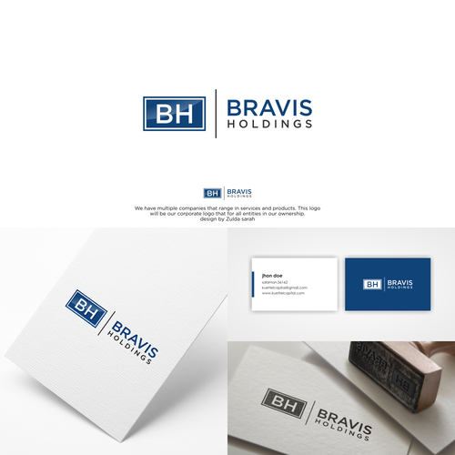 Corporate logo for multiple and diverse companies | Logo design contest