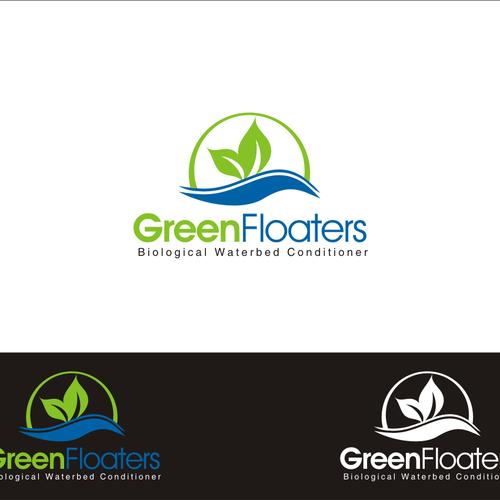 New Logo For Greenfloaters Website Logo Design Contest 99designs