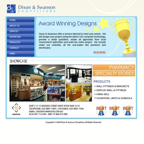 Runner-up design by cozoe