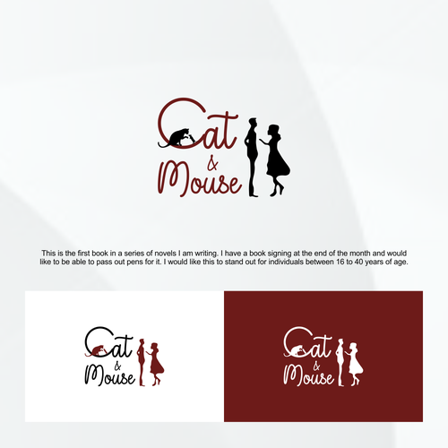 Runner-up design by calacah
