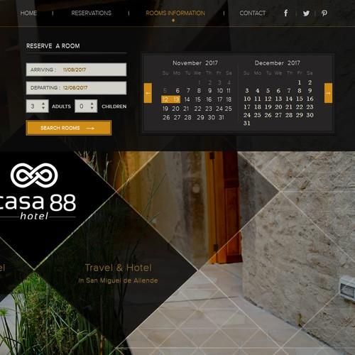 Runner-up design by sonaldesign