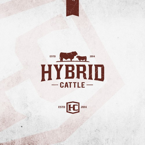 You can't beat our meat, but you can't put that in the logo. Cheers! Design by Beyondesign
