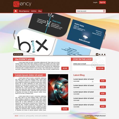 Zweitplatziertes Design von WebbyShoe