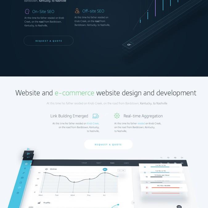 Design vencedor por Leonid Yershov