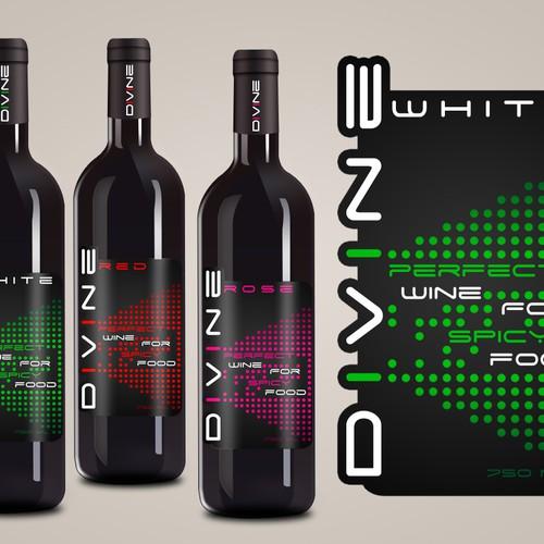 Runner-up design by BucurDesign