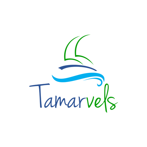 organic logo for a Tasmanian tourist ...