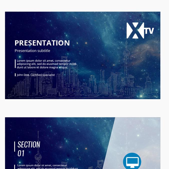 Diseño ganador de LuxFlare