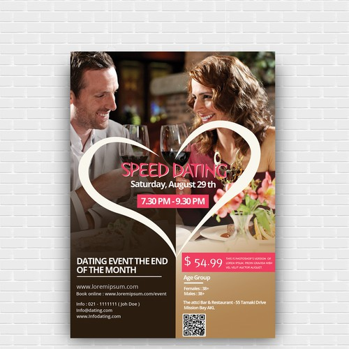Speed Dating Timer