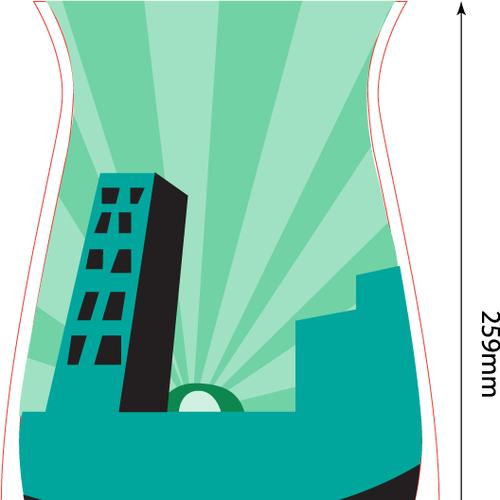 Runner-up design by ComradeModul