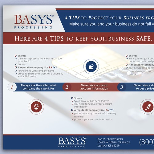 4 Tips to Protect Your Biz From CC Processing Scams