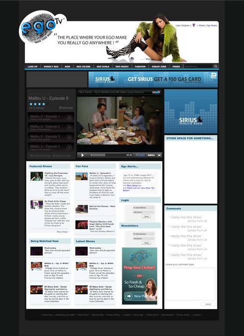Gewinner-Design von Firefly