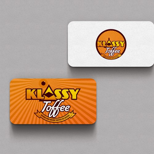 KLASSY Toffee needs a new logo Design by Neographika