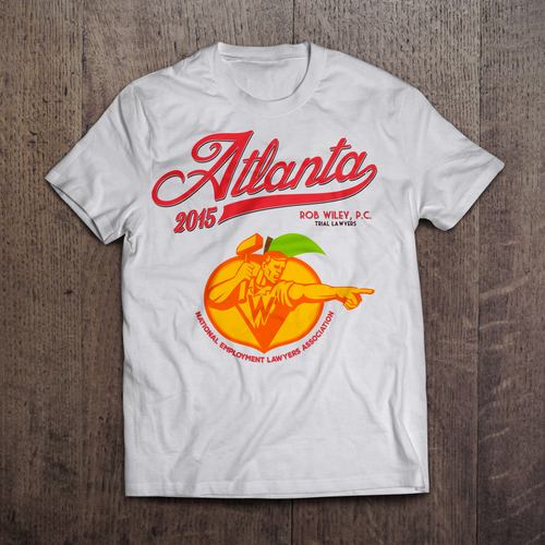 Super fast selection create a t shirt for an atlanta for Make t shirts fast