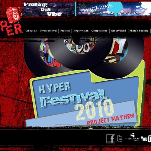 Design finalisti di Hieroweb