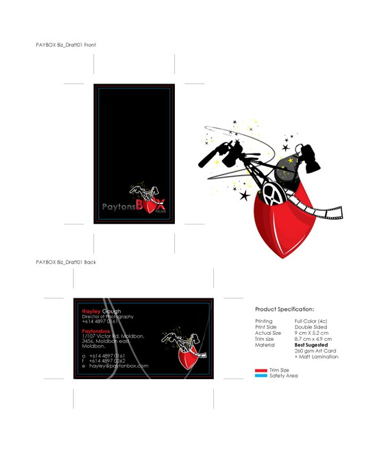 Design gagnant de mat.haj