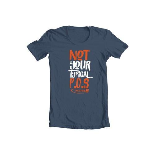 A Very Funny T Shirt For A Point Of Sale Company T Shirt
