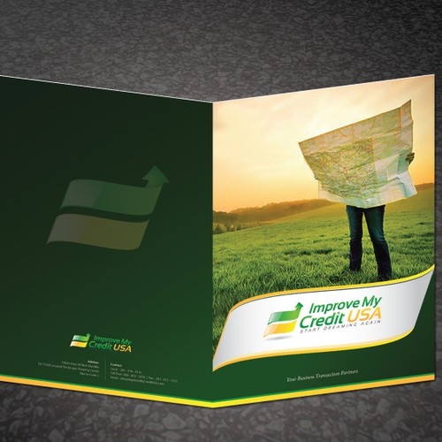 Runner-up design by Budiarto ™