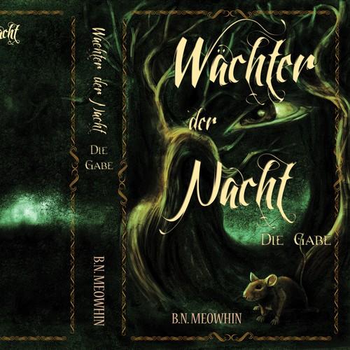 Fantasy Book Cover Creator ~ Create a mystical fantasy book cover and ebook