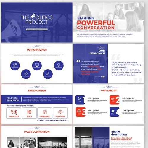 Design finalisti di Rockslides