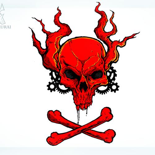 Runner-up design by darksamurai