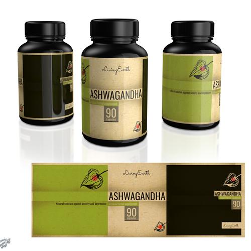 Runner-up design by Curupira21 Design