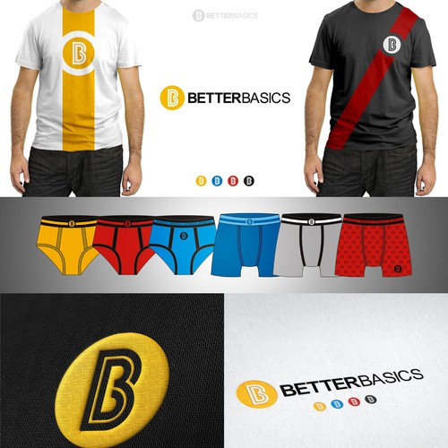 Runner-up design by beat it