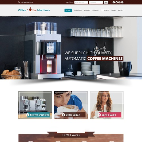 Runner-up design by UI Colony