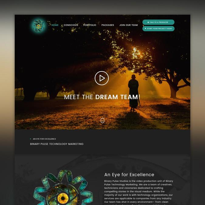 Winning design by KIRANN