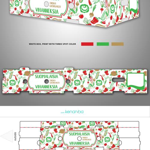 Diseño finalista de kenan.design