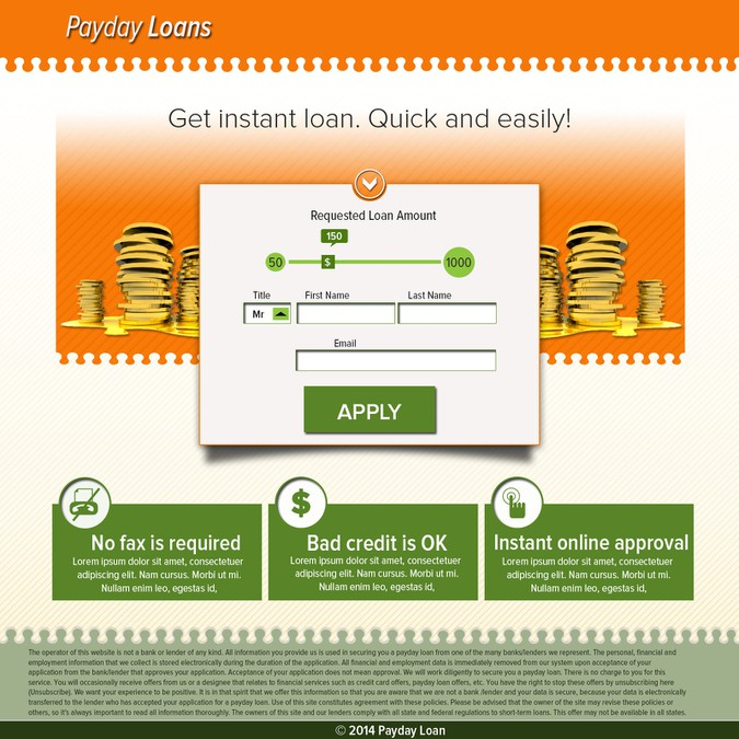 Paid 2 day payday loans image 4