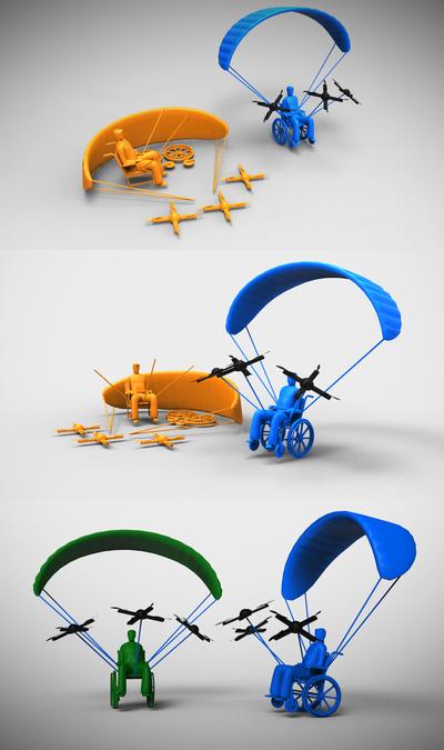 Winning design by SergioBL
