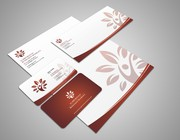 Stationery design by Robin Rivera