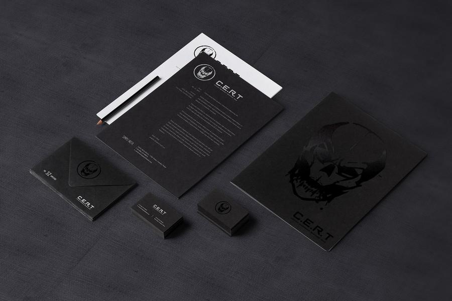 Diseño ganador de Mortui