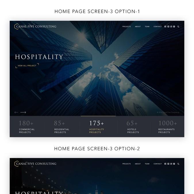 Design vencedor por ImpactDesigners