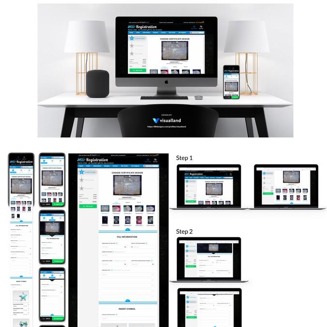 Gewinner-Design von Visualland