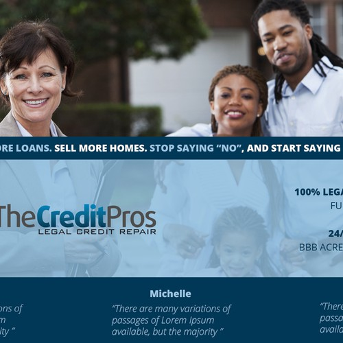 Who are The Credit Pros?