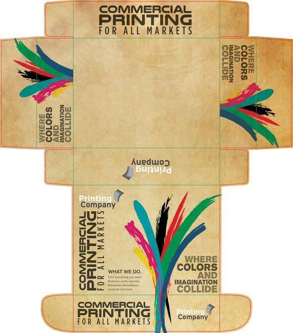 Gewinner-Design von JCE Graphics