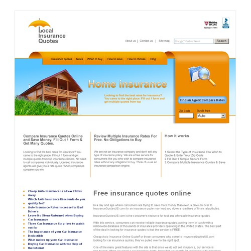 Runner-up design by gogoserv.com